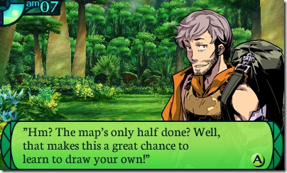 Etrian Odyssey IV: Legends of the Titan (Nintendo 3DS) Preview Screenshot