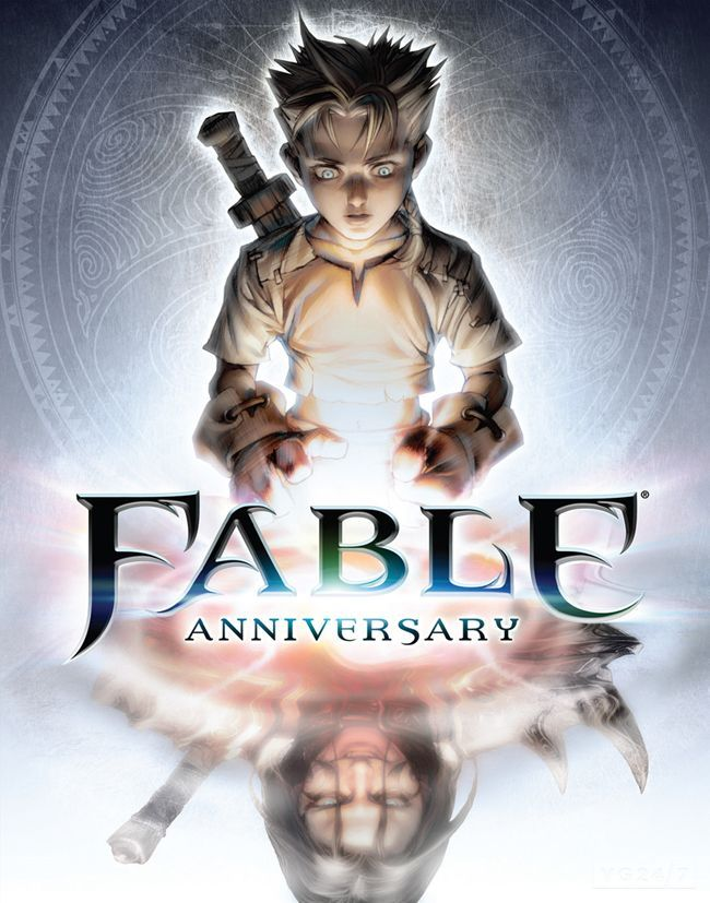 Original Fable to be re-released in HD as Fable Anniversary
