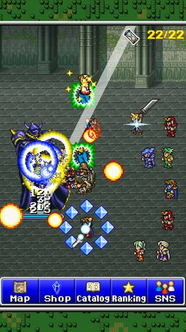 Final Fantasy All The Bravest headed to iOS devices tomorrow