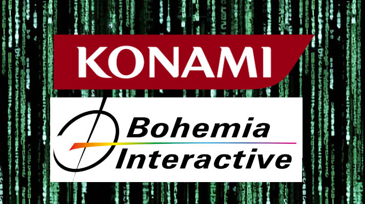 Thousand of Konami and Bohemia Interactive accounts affected by cyber-attack
