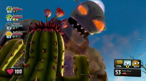 plants vs zombies garden warfare announced for xbox one and xbox 360 - Plants Vs Zombies Garden Warfare Xbox 360