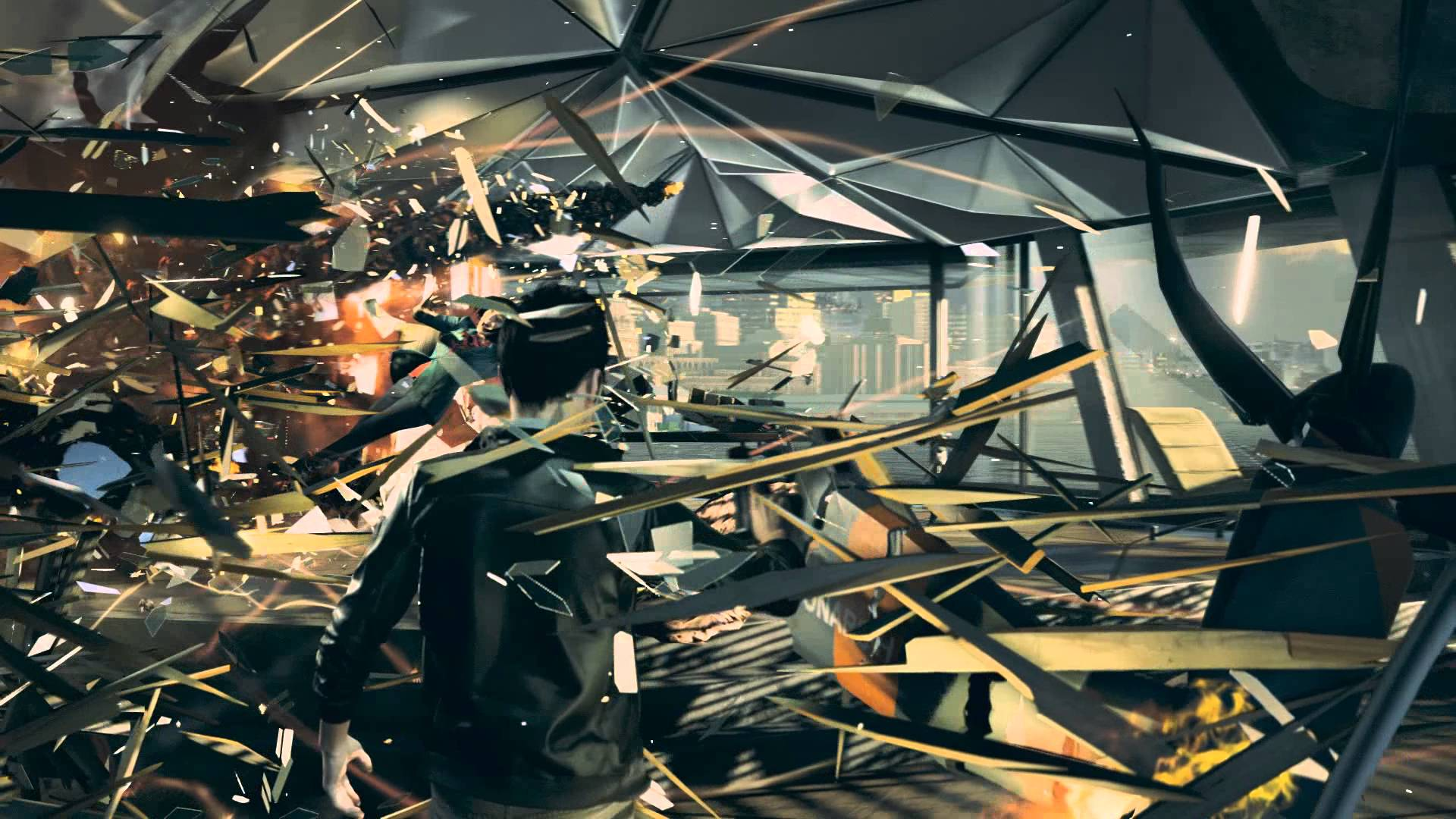 Wallpaper Quantum Break shooter Xbox One Best Shooter