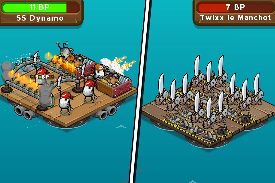 Raft Pirates Iphone Ipad Android Review Gamedynamo