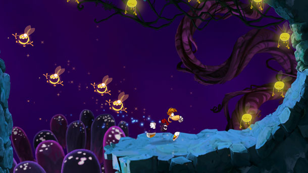 Rayman Jungle Run for iOS gets new world and playable Globox