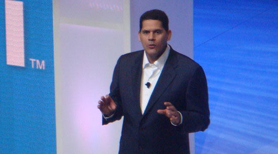 Nintendo of America chief Reggie Fils-Aime wants Grand Theft Auto V on Wii U