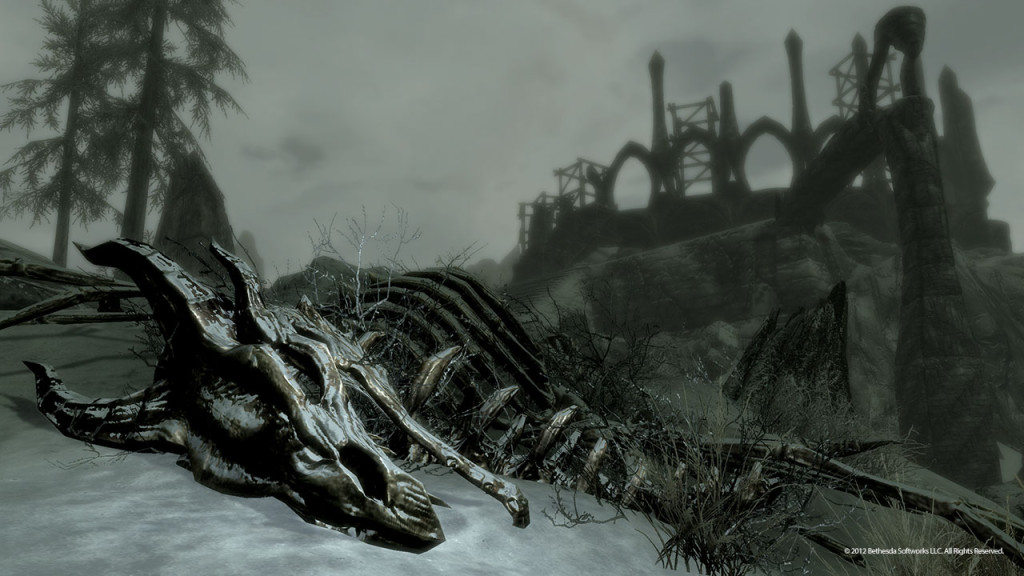 Skyrim's Dragonborn DLC coming to PC and PS3 in February; Hearthfire and Dawnguard coming to PSN later in the month