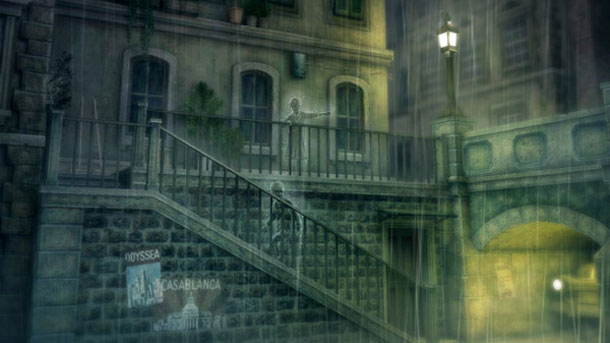 Sony previews PS3 title Rain in six-minute video