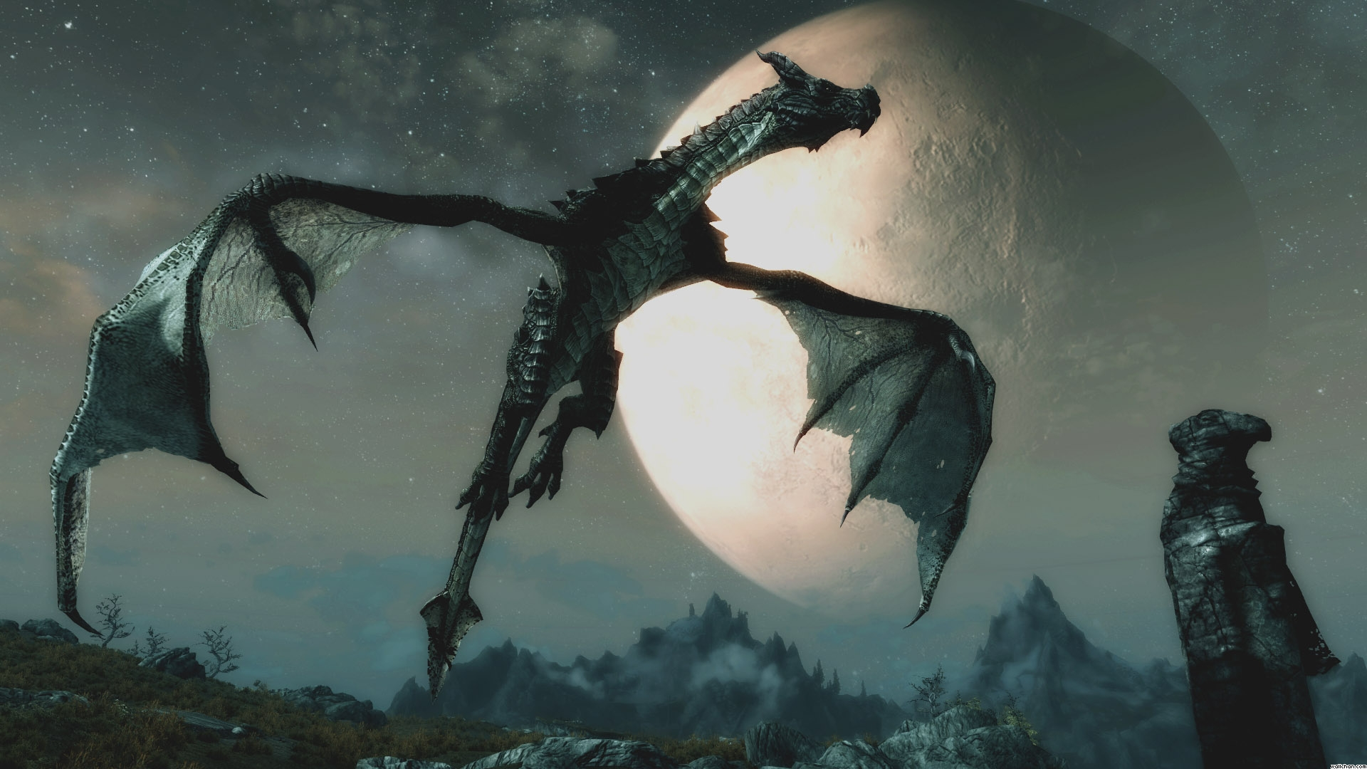 Report: The Elder Scrolls V: Skyrim's 'Dragonborn' DLC includes dragon mounts and a bit of Morrowind