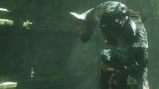 The Last Guardian still in development; Ueda says