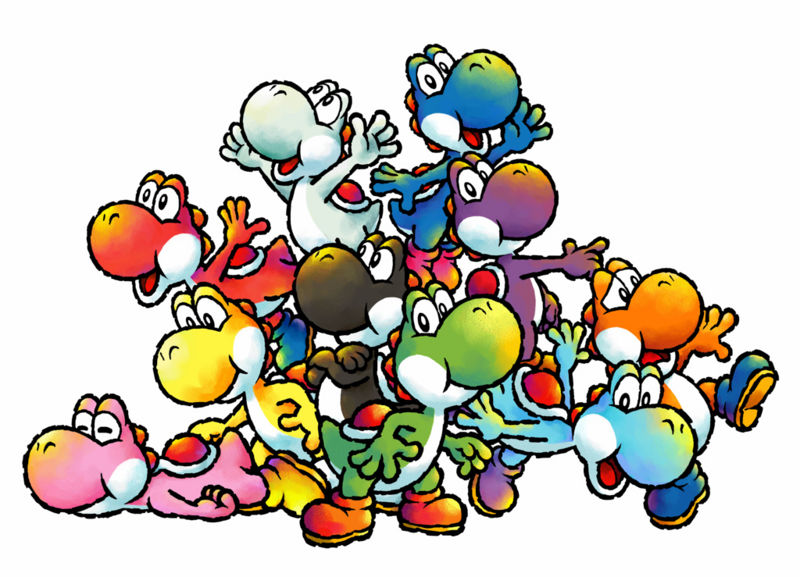 Best Buy and Future Shop list unannounced Wii U game, Yoshi's Land