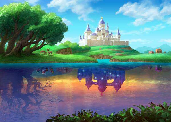 Player-freedom in Zelda: A Link Between Worlds discussed; Majora's Mask connection teased