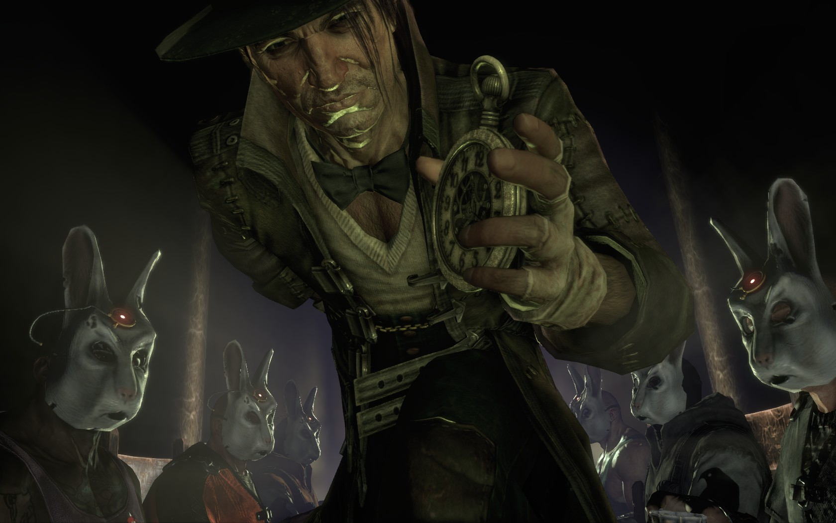 Mad Hatter Revealed for Arkham Origins