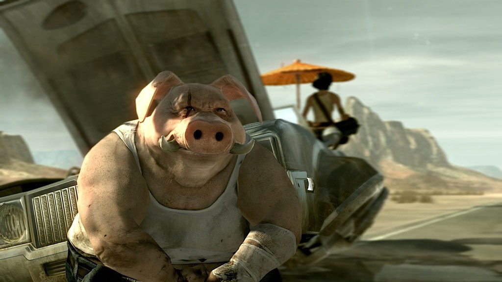 Beyond Good & Evil 2 is still on the way; Rayman titles are slowing its development