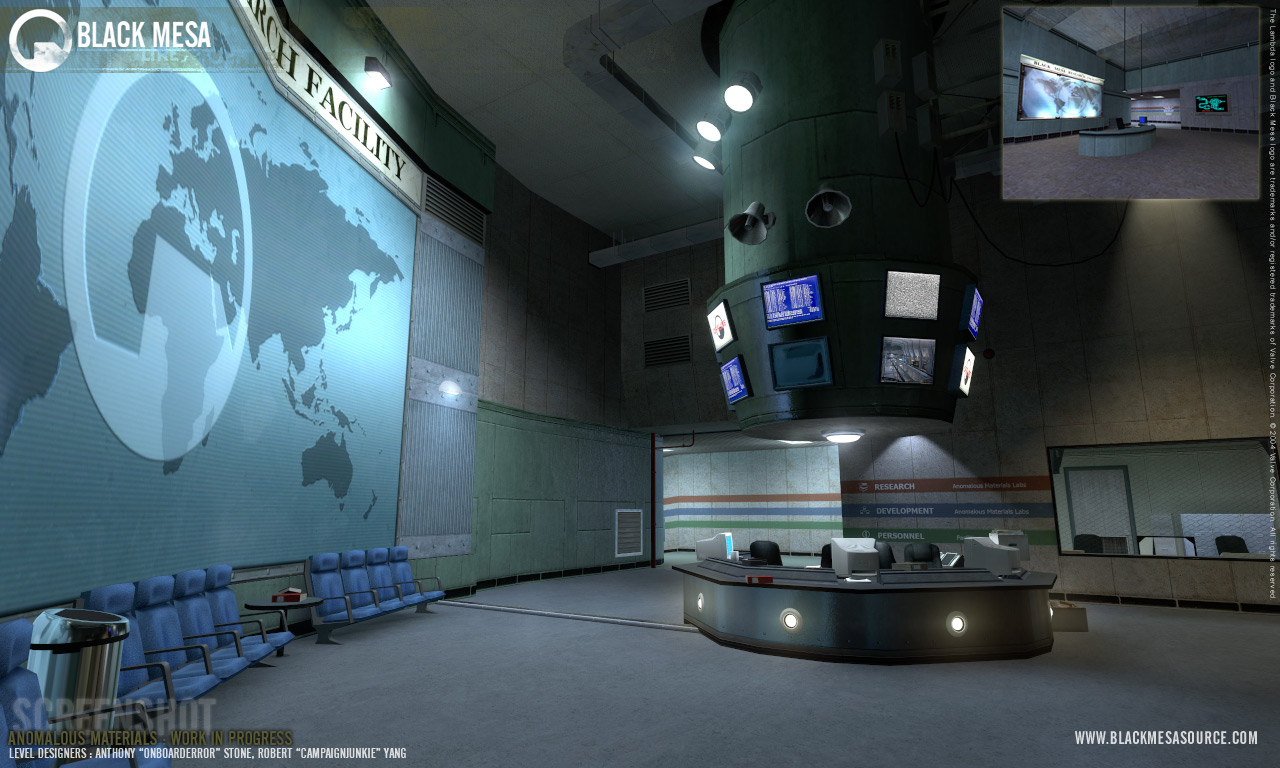 game news half life mod black mesa to become standalone