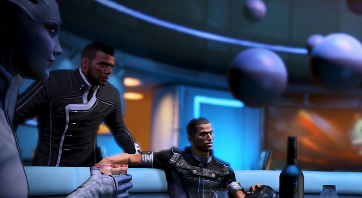 Mass Effect 3: Citadel (PC, PS3, Wii U, Xbox 360) Review Screenshots