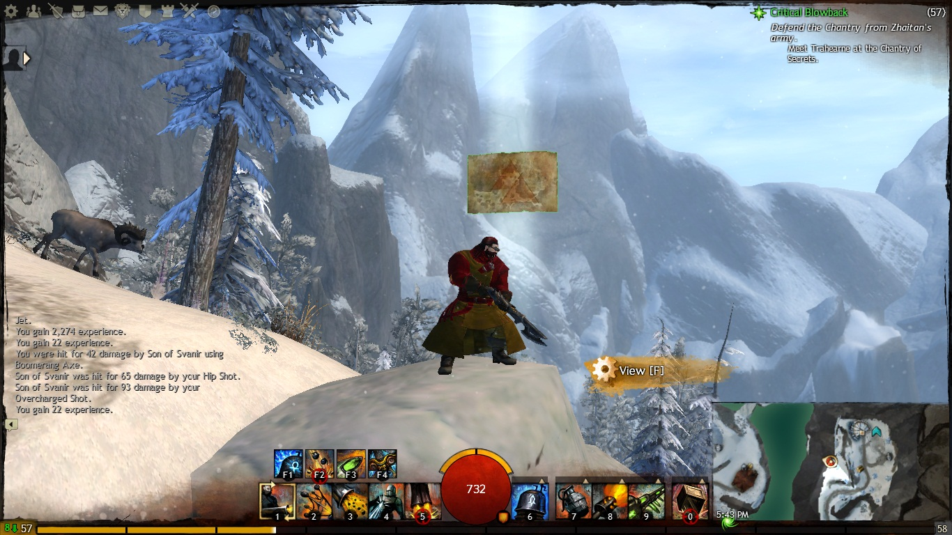 Guild Wars 2 Vistas Walkthrough Guide: Starting Areas of Each Race