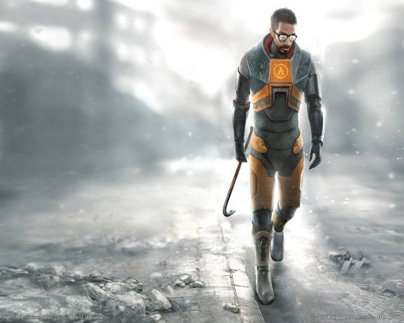 Twelve Awesome Apocalyptic Games To Play Before the World Ends - Half-Life 2
