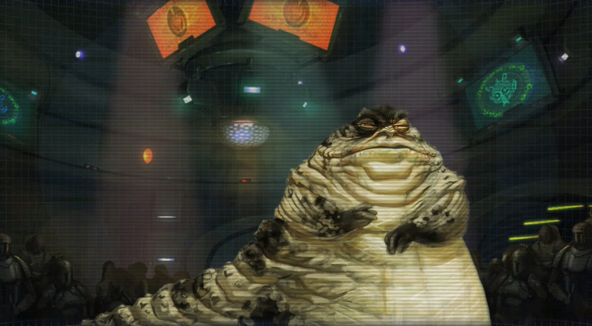 Rise of The Hutt Cartel now live in The Old Republic