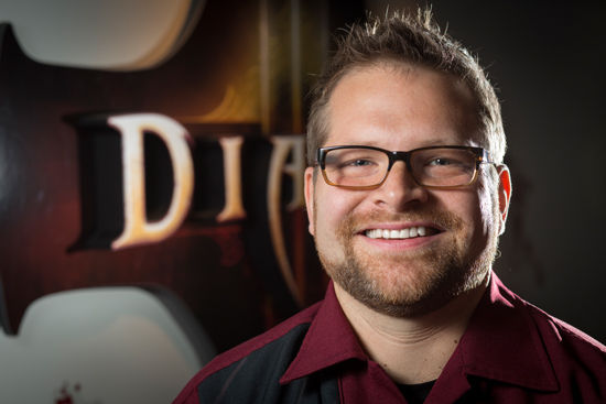 Josh Mosquiera is Diablo III's new game director