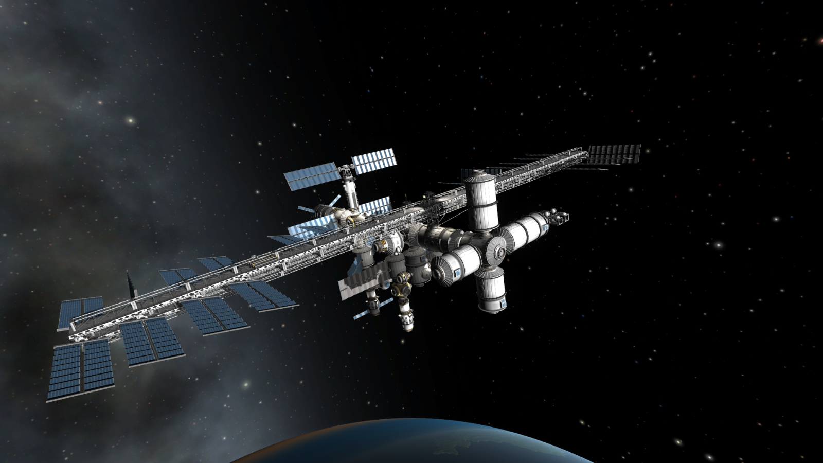 a better space station - photo #37