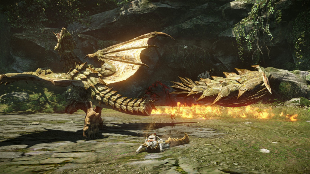 Tencent and Capcom officially announce Monster Hunter Online