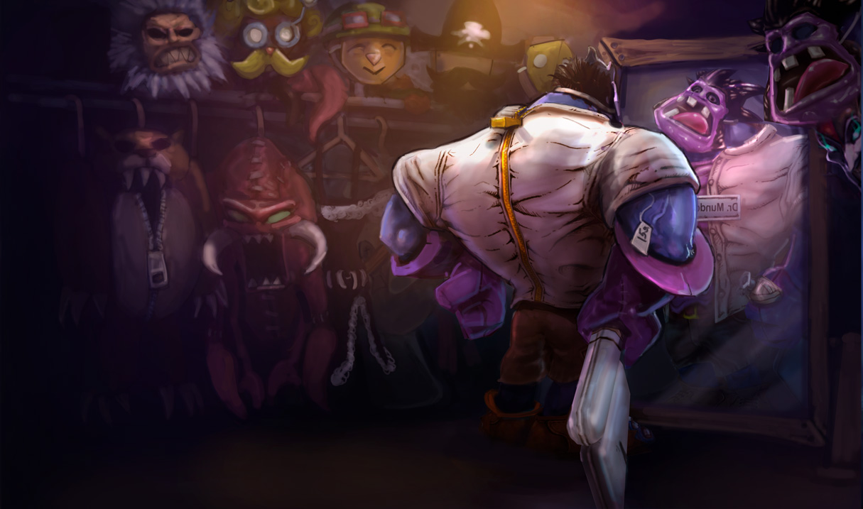 League of Legends Harrowing brings new skins, mystery gifts, and summonr icons