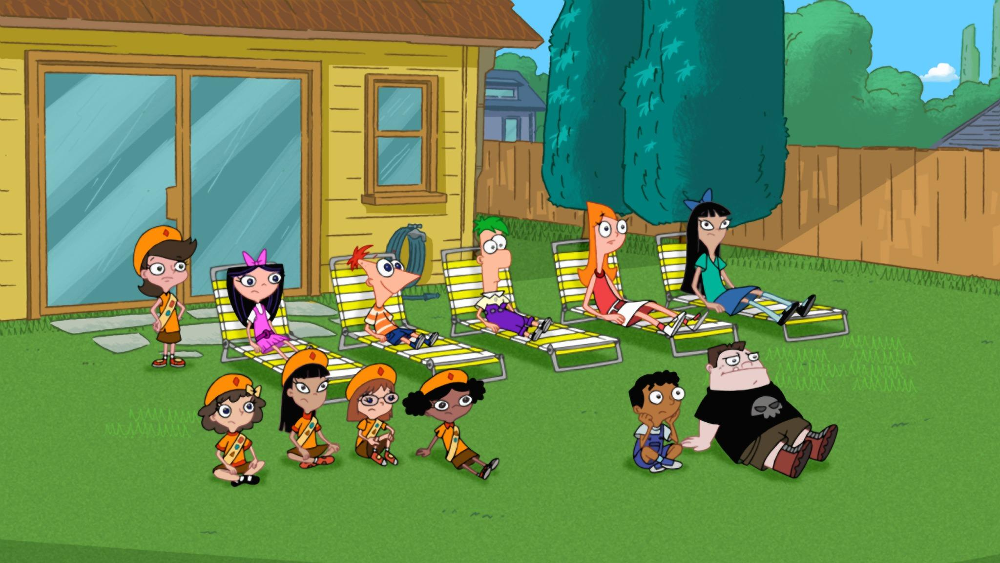 Majesco and Disney Interactive Partner for New Phineas and Ferb Game