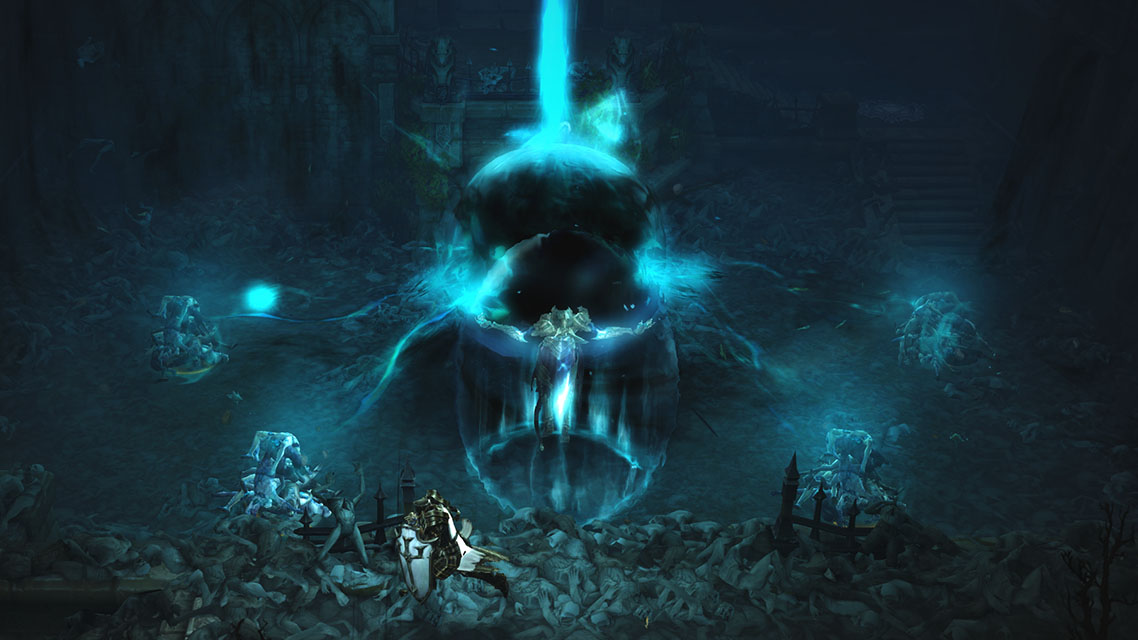 Diablo 3: Reaper Of Souls arrives March 25, 2014