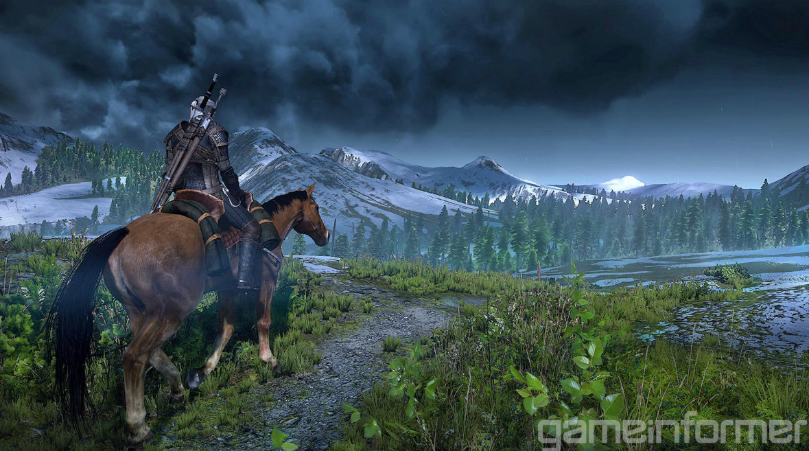 The The Witcher 3: Wild Hunt (Xbox 360, PS3, PC) Preview Screenshots