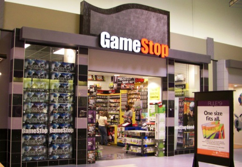 The phone number to the GameStop in the Cumberland Mall in Atlanta, Georgia is ()