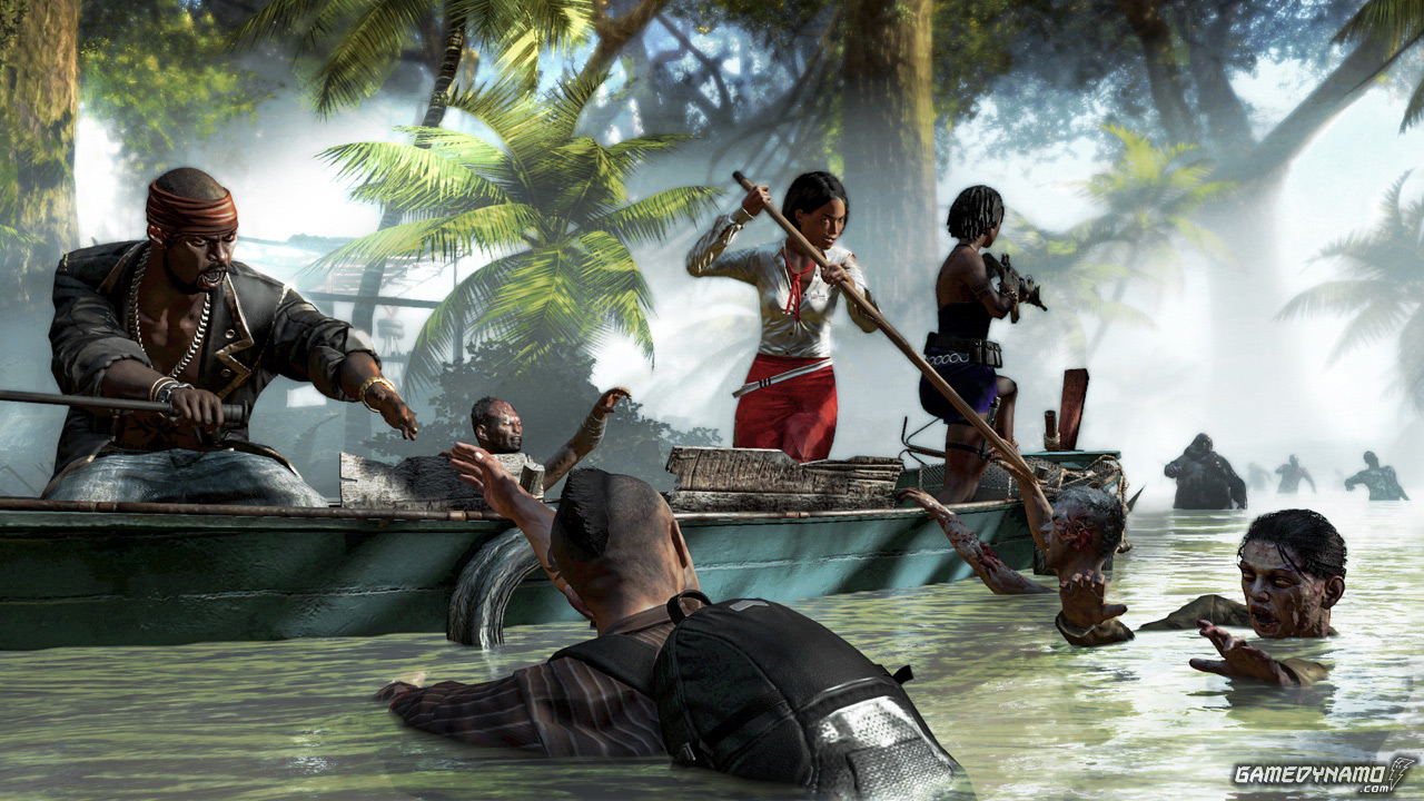 Dead Island Riptide gets first CGI trailer; Techland and Deep Silver detail the co-op mode