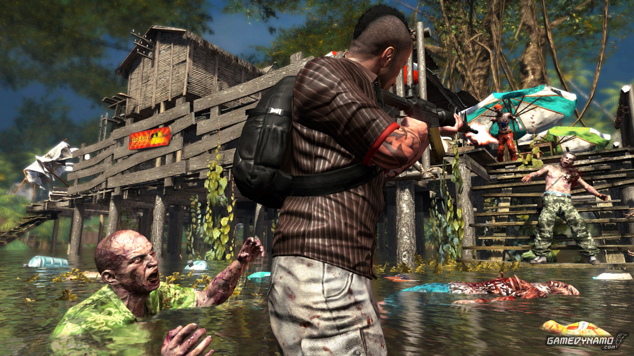 Dead Island Riptide Team Quests