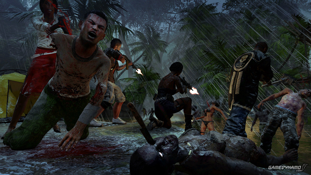 Dead Island: Riptide (PC, PS3, Xbox 360) Preview Screenshots