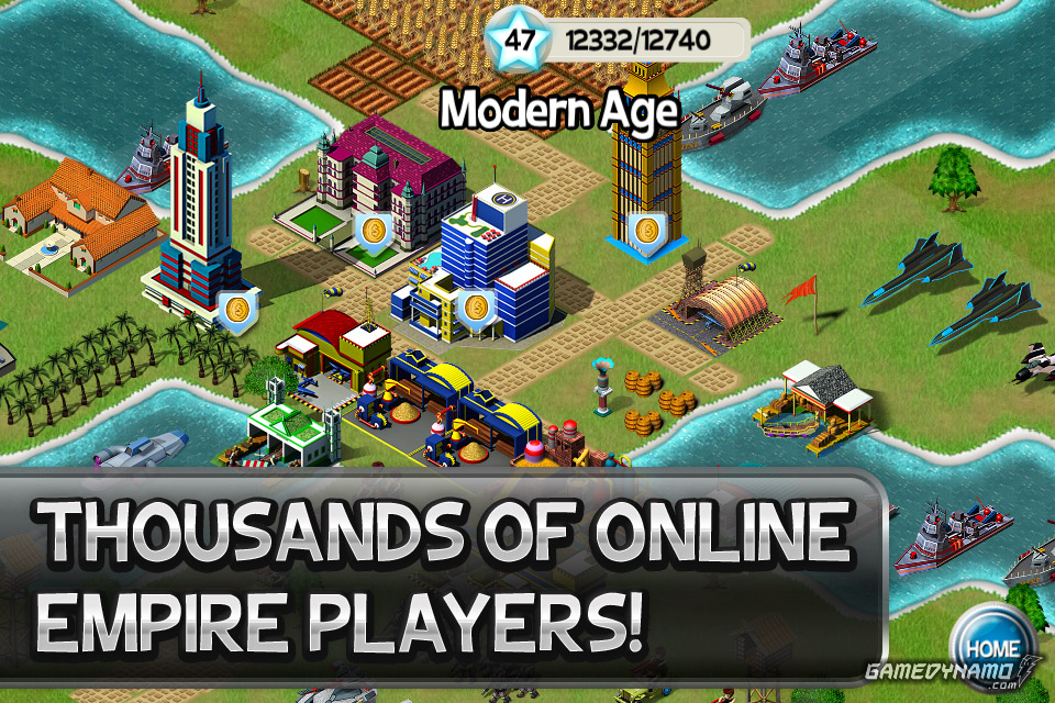Mini Empires Plus (iPhone, iPad) Review Screenshots