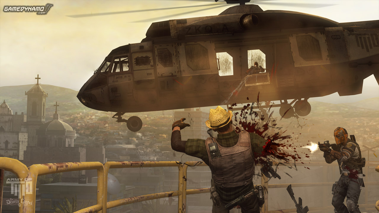 Army of Two: The Devil's Cartel Review Screenshots (PS3, Xbox 360)