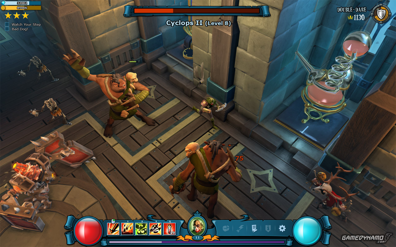 The Mighty Quest for Epic Loot (PC) Preview Screenshots