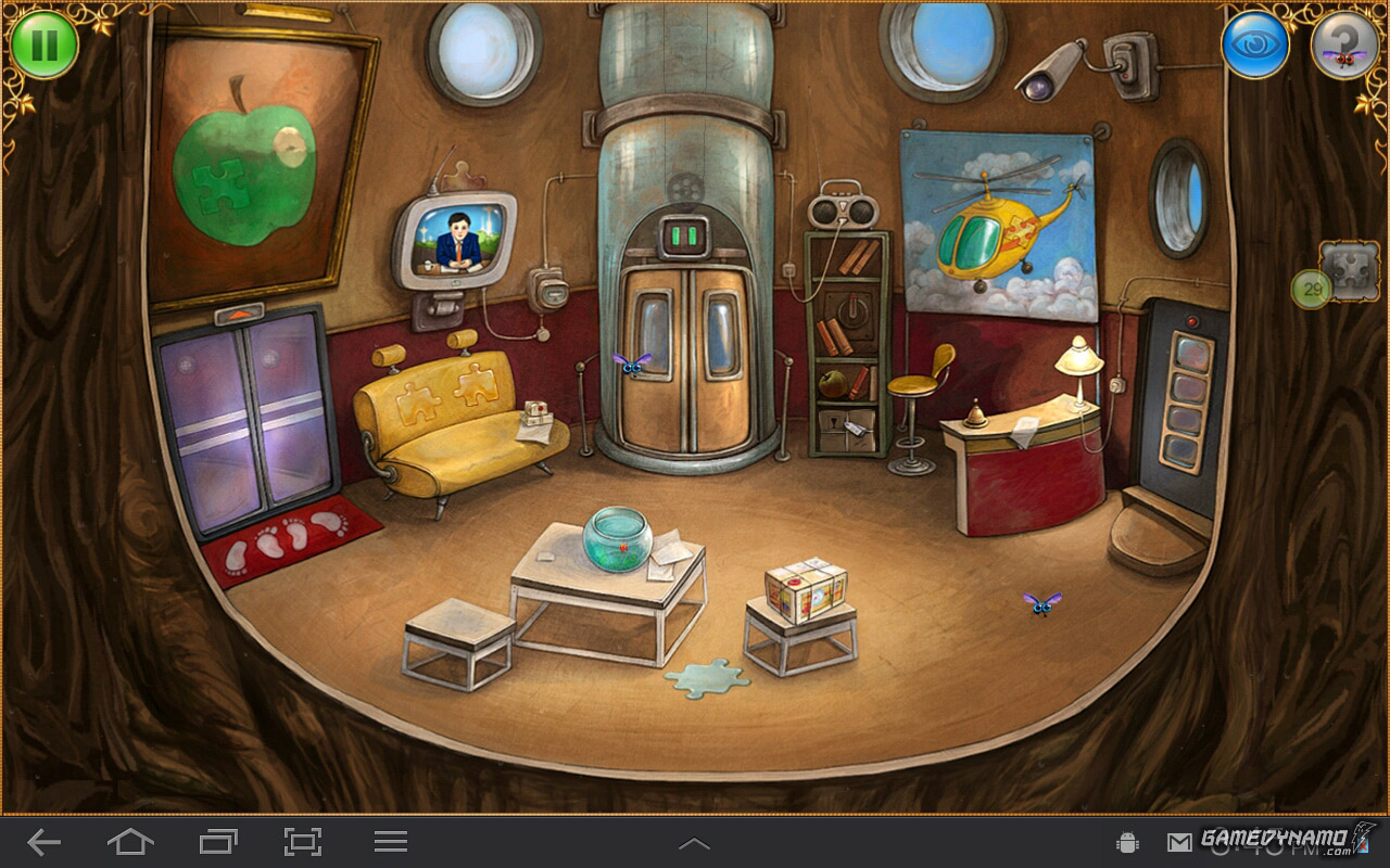 The Tiny Bang Story (Mobile) Review Screenshot