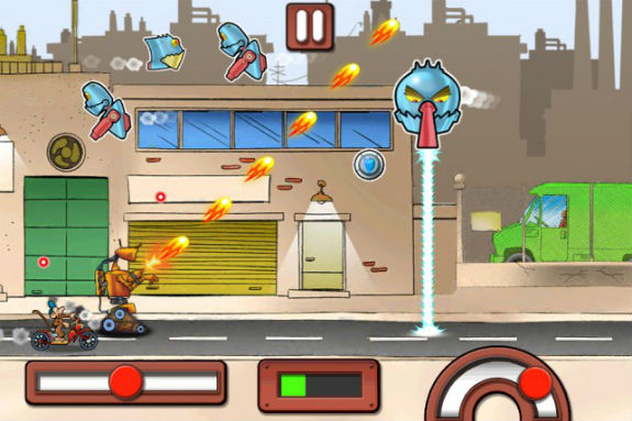 Retrobot (iOS) Review Screenshots
