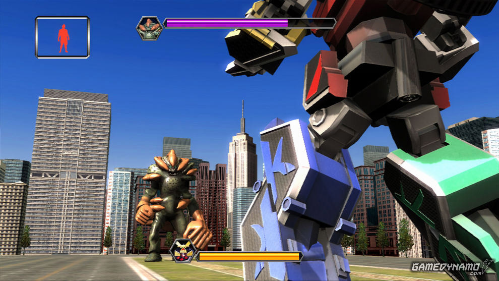 Power Rangers Super Samurai Review Screenshots (Xbox 360)