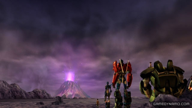 Transformers Prime- The Game (3DS) Review Screenshots
