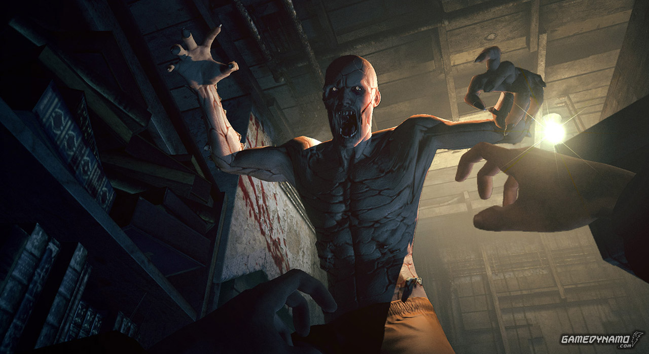 Outlast(PC) Review Screenshots