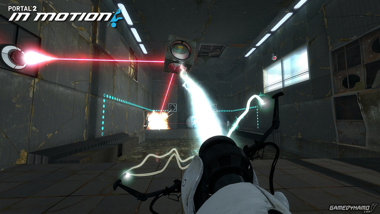 The Defining Challenge Of Our Time >> Game News: Portal 2 'In Motion' DLC coming exclusively to PSN; debut trailer now playing ...