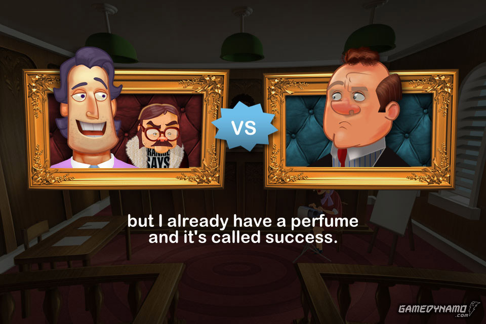 Devil's Attorney (Mobile) Review Screenshots