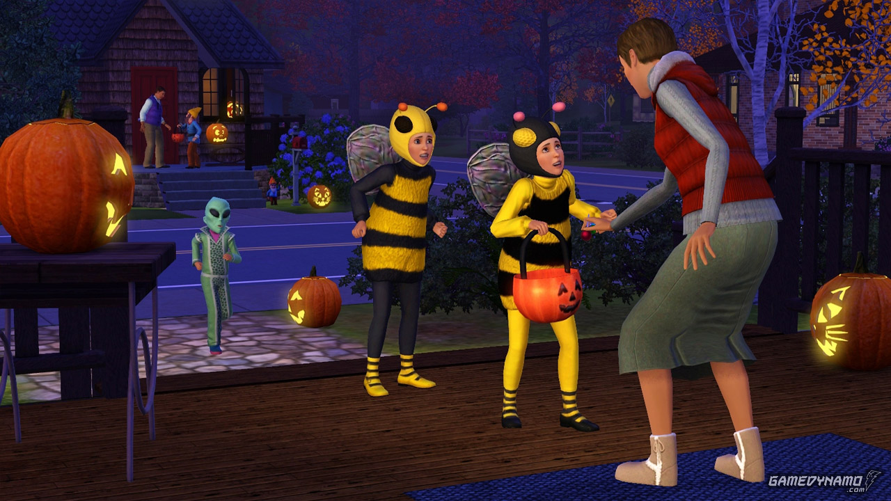 The Sims 3 Seasons (PC) Review Screenshots