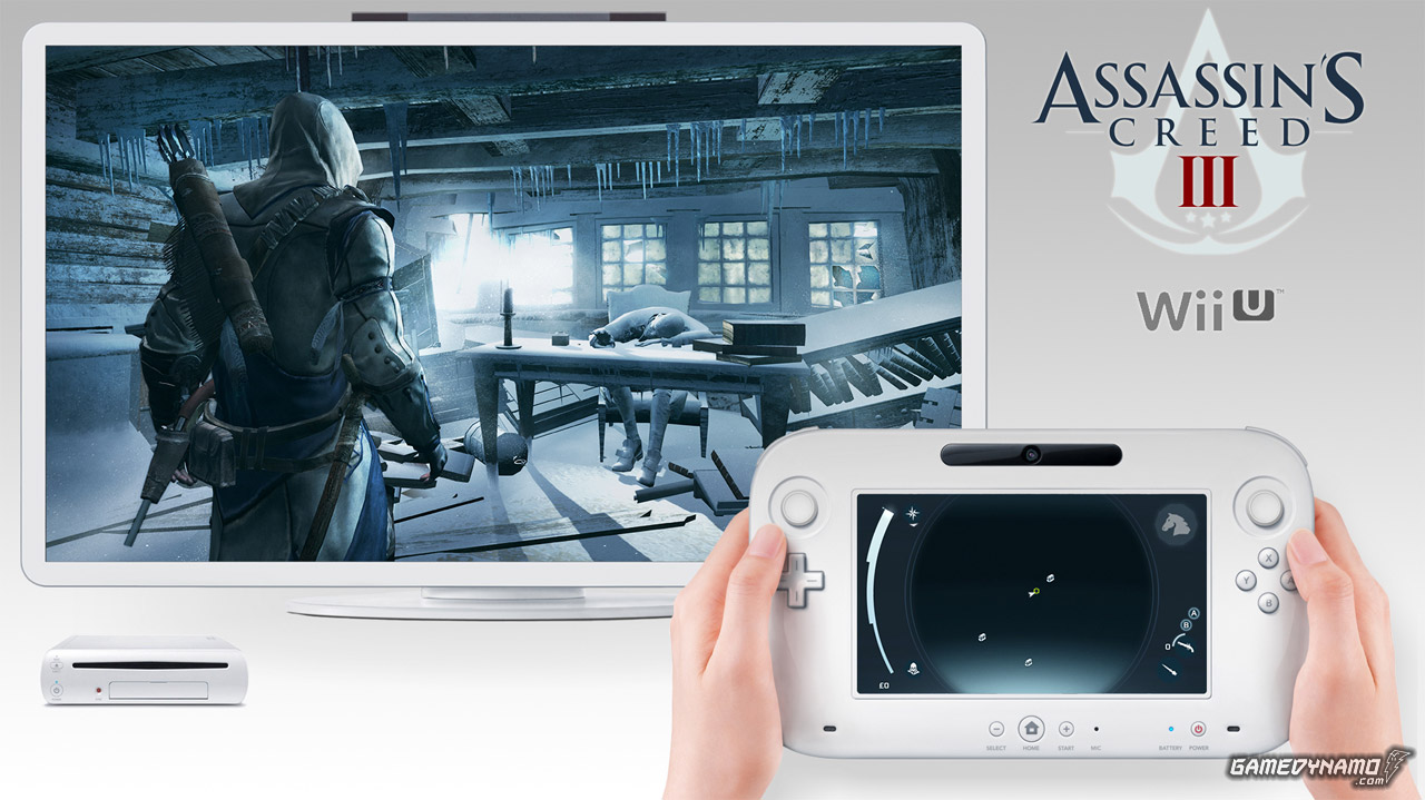 Nintendo Wii U Launch Game Review Round-up: Assassin's Creed III