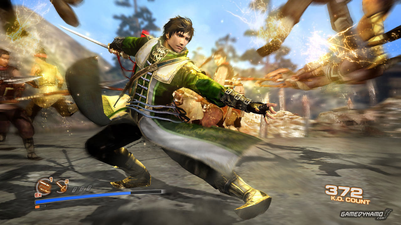 how to play dynasty warriors 8 empires online co op