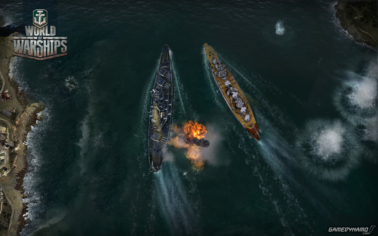 World of Warships (PC) Preview   GameDynamo