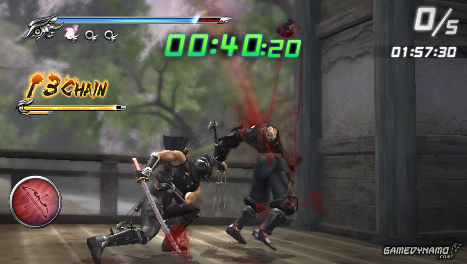 Ninja Gaiden Sigma 2 Plus screenshots