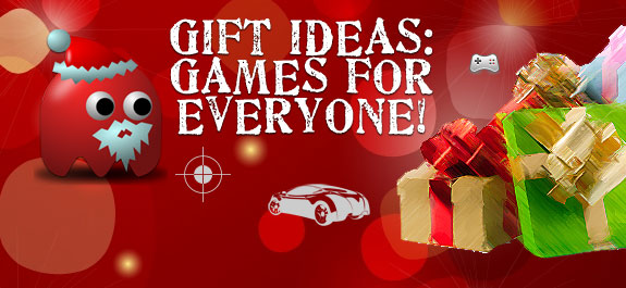 Holiday Shopping Guide 2013: Video Games for Gamers of all Kinds