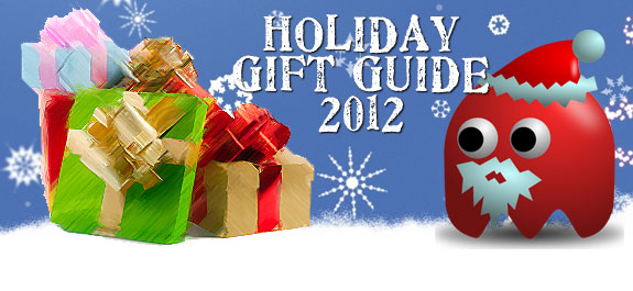 Holiday Shopping Guide 2012: Gift Ideas for Gamers